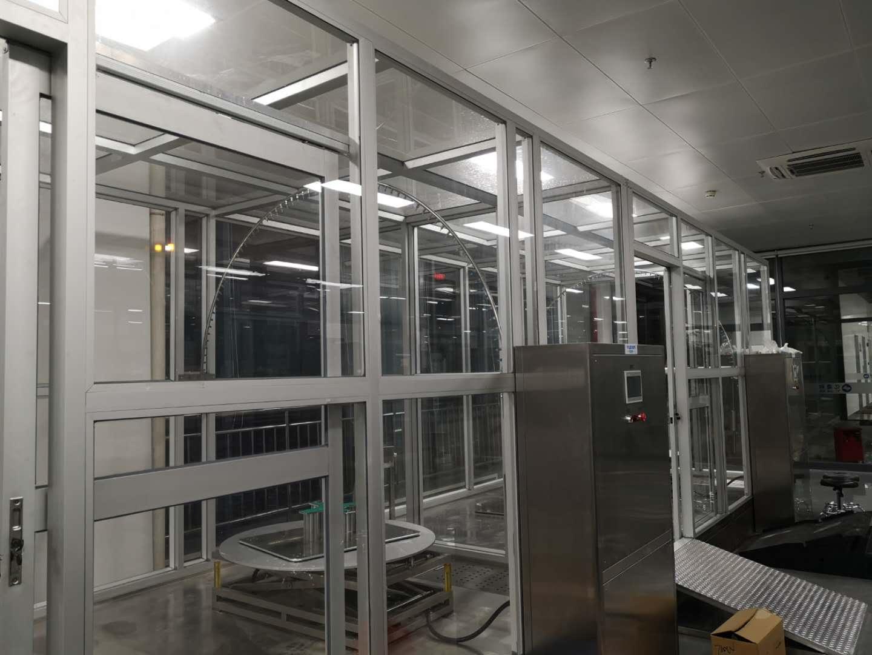 快讯!高低温试验箱厂家将4台设备完工交付客户使用!