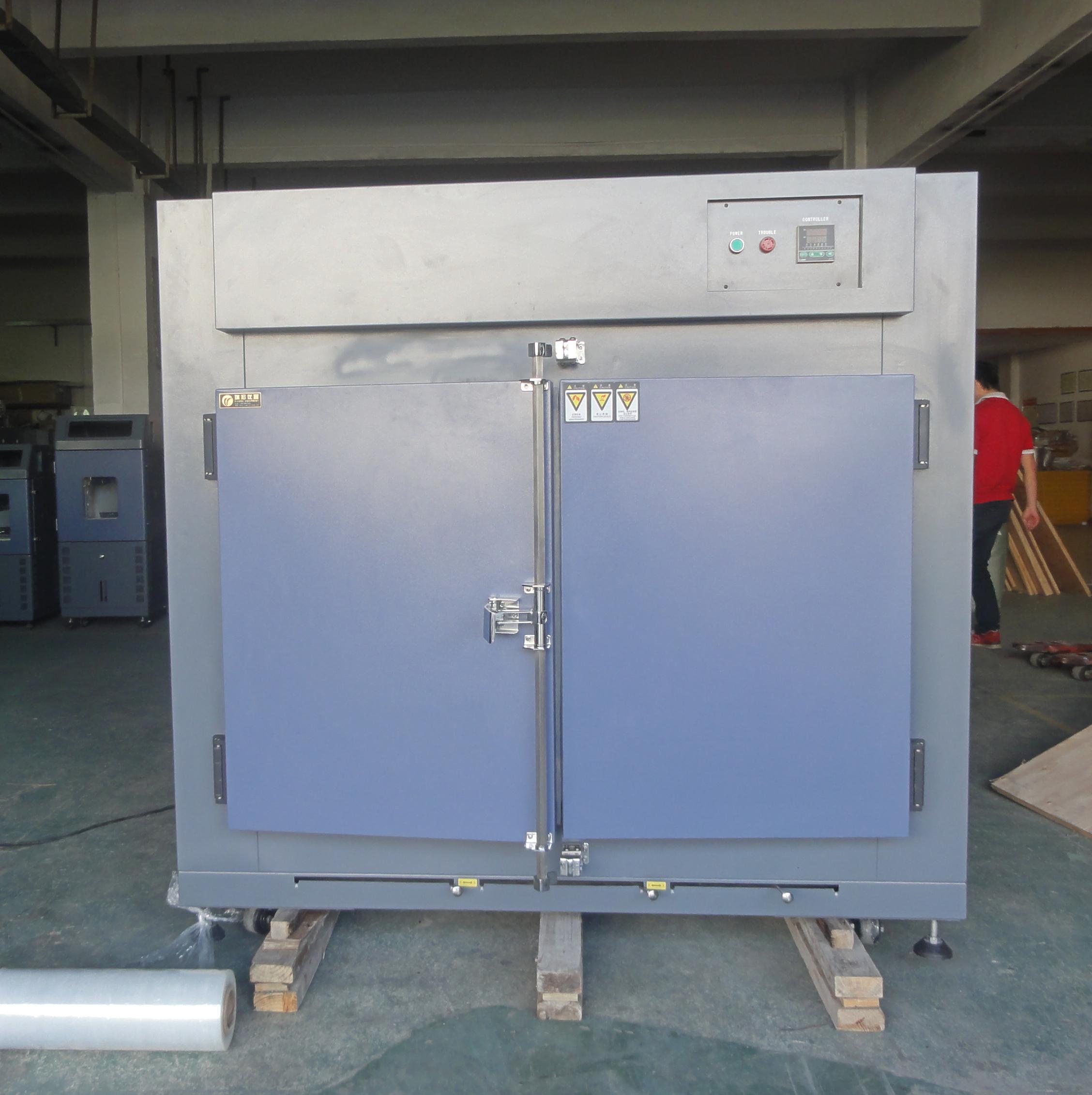 祝贺我司与赣州德普特成功签订高温精密烤箱