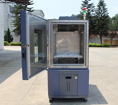高低温试验箱氨制冷系统排气步骤!