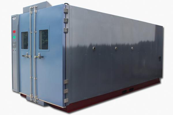 步入式恒温恒湿试验箱